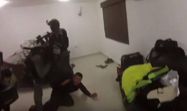 Schüsse, Schreie und Explosionen: Bei der Festnahme von Joaquin «El Chapo» Guzmán setzte die Sondereinheit schweres Geschütz ein.