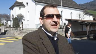 Giuseppe Gracia ist seit 2011 Sprecher des Bistums Chur. Er ist bekannt dafür, kein Blatt vor den Mund zu nehmen.