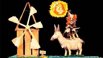 Das Grimm-Märchen «Die Bremer Stadtmusikanten» ist berühmt: Der Esel, der Hund, die Katze und der Hahn beschliessen Stadtmusikanten zu werden.