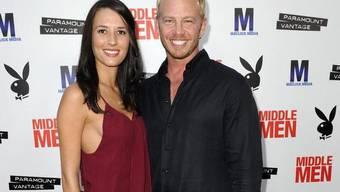 Ian Ziering und seine Ehefrau Erin erwarten ihr erstes gemeinsames Kind