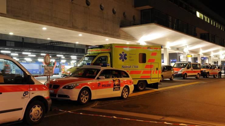 Bahnhof Uster wegen Drohung geräumt