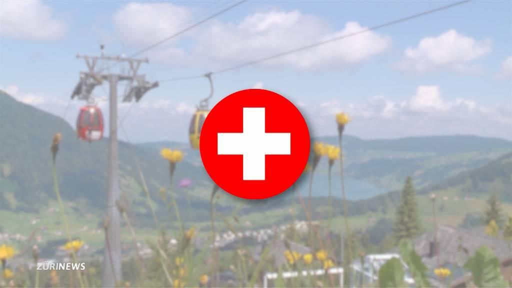 Schweizer Tourismusregionen zählen auf Landsleute