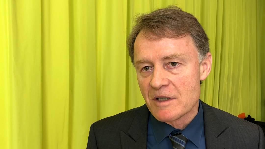 Deza-Chef Martin Sager: «Das Geld, das wir zur Verfügung haben, setzen wir sehr gut ein»