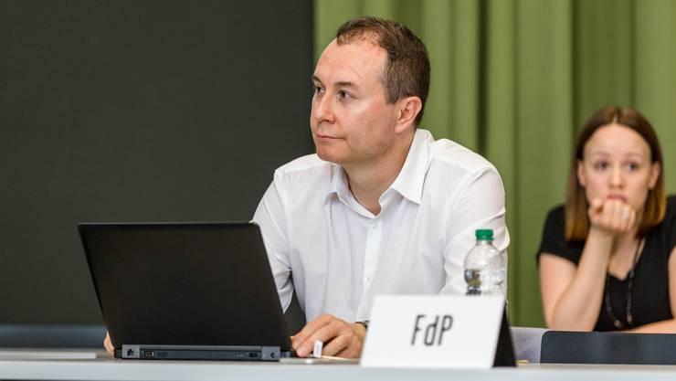 «Ein bisschen Werbung schadet ja nicht», sagte Markus Weiersmüller (FDP) über sein Votum im Gemeinderat.