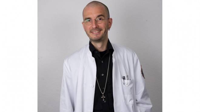 Kriminalbiologe Mark Benecke sagt, Schweizer Ermittler seien Eigenbrötler. Aber gute Eigenbrötler. Foto: ho
