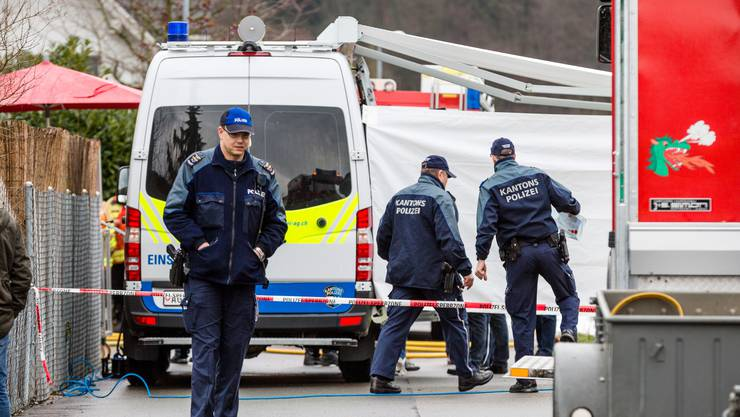 Tatort Rupperswil: Hat ein Dienstchef Detailwissen ausgeplaudert? (Symbolbild)