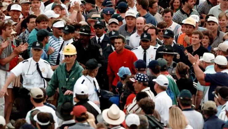 Tiger Woods könnte bald wieder spielen - aber ohne die gewohnten Zuschauermassen