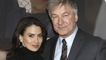 Hilaria und der Schauspieler Alec Baldwin warten auf ihr fünftes gemeinsames Kind. Nach zwei Fehlgeburten im letzten Jahr ist Hilaria wieder schwanger. (Archivbild)