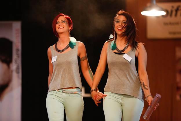 (H)Aarewelle 2014 - Coiffeure in Ausbildung zeigen ihr Können im Landhaus