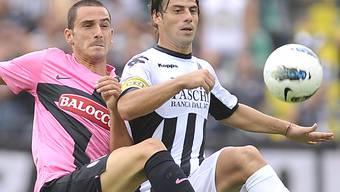 Juventus gewinnt in Siena.