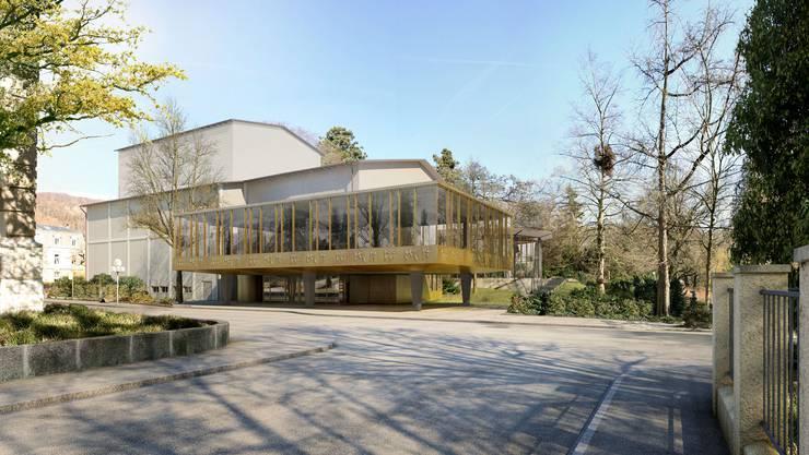 Obersiggenthal beteiligt sich nicht am Kurtheater-Umbau: Die Gemeinde will lieber in eigene Projekte investieren.