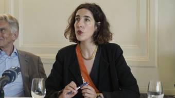 Lili Hinstin: Die neue künstlerische Leiterin des Locarno Film Festivals stellt das Programm der 72. Ausgabe vor.