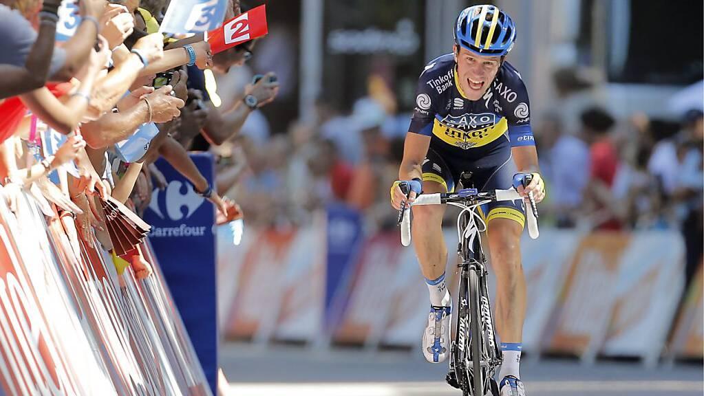 Chris Anker Sörensen war mehrere  Jahre lang Teamkollege von Fabian Cancellara