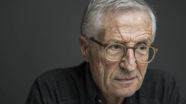 """Bald 80 Jahre alt und kein bisschen altersmüde: """"Schweizermacher""""-Regisseur Rolf Lyssy"""