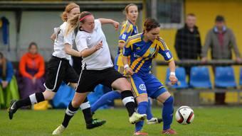 Die Frauen des SC Derendingen gewinnen nach einem intensiven Spiel gegen den FC Küssnacht mit 3:0.