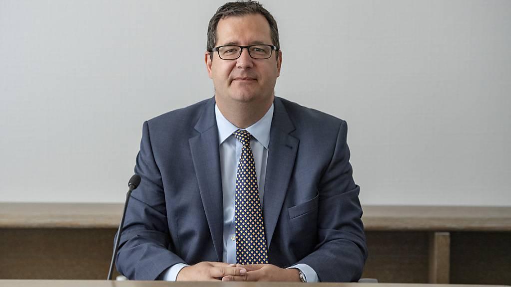 Muss gegen Infantino in den Ausstand treten: Der ausserordentliche Staatsanwalt des Bundes Stefan Keller. (Archivbild)
