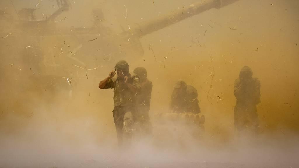 Israels Sicherheitskabinett beschliesst Ausweitung der Gaza-Angriffe