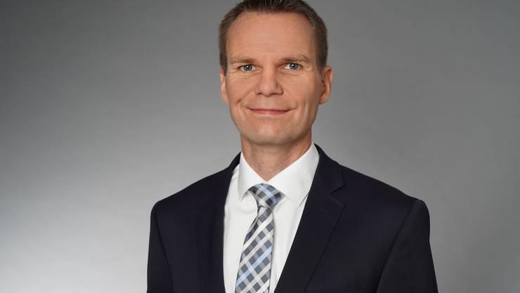 Betriebswirtschafter Michael Sieber (49) übernimmt das Amt des Finanzchefs.