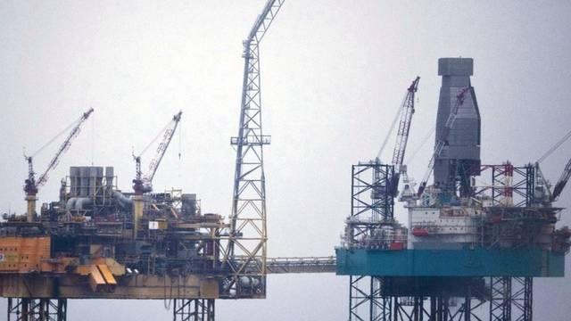 """Experten haben keine Einwände gegen das Stopfen des Gaslecks der """"Elgin"""" (Archiv)"""
