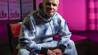 Kein Freund des Handy-Booms: Flea von den Red Hot Chili Peppers kann nicht verstehen, dass Fans lieber mit ihm posieren als reden. (Archivbild)