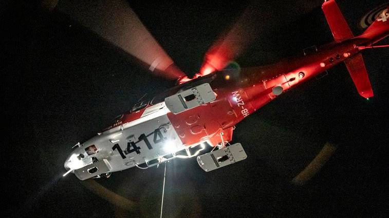 Rettungskräfte müssen verunfallte Tessiner Wanderer bergen