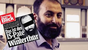 «Man hat einen Schuldigen gesucht und mich gefunden», sagt der Winterthurer Imam A.E..