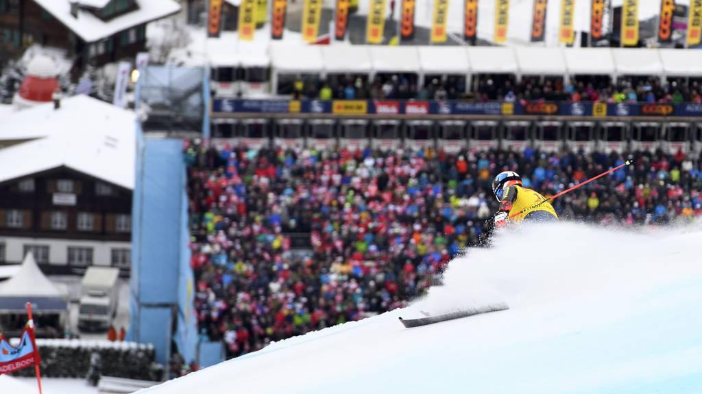 Adelboden-Weltcup findet statt - jetzt muss angepackt werden