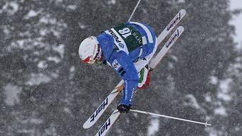 Deborah Scanzio erreichte das zweitbeste WM-Ergebnis ihrer Karriere
