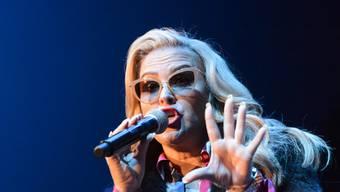 Soul-Star Anastacia ist der Act des Super Monday.