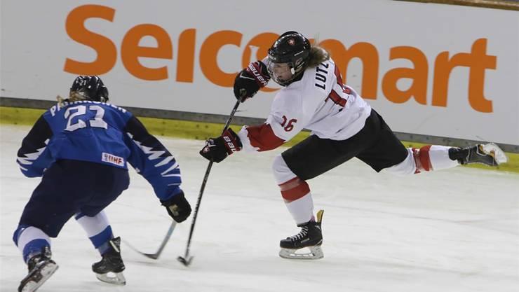 Lena Marie Lutz (17) ist Teamcaptain des U18-Frauennationalteams.
