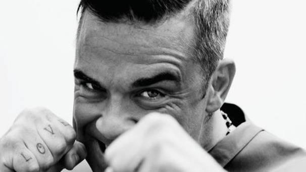 Robbie Williams: Schon bald zum zweiten Mal Vater