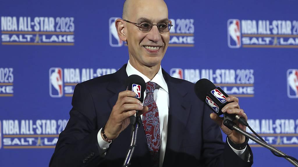 NBA plant Neustart für 31. Juli