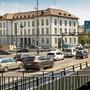 Das Bezirksgebäude beim Badener Schulhausplatz soll für zwei Millionen saniert werden.