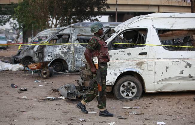 In den letzten Monaten nahmen die Anzahl Anschläge in Nigeria stark zu.
