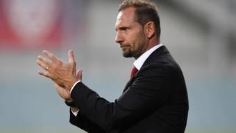 Cheftrainer Mauro Lustrinelli muss seine Spieler im Griff haben