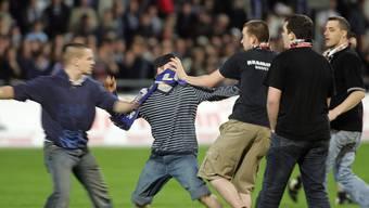 Die Basler Regierung will dem Konkordat gegen Gewalt bei Sportveranstaltungen beitreten