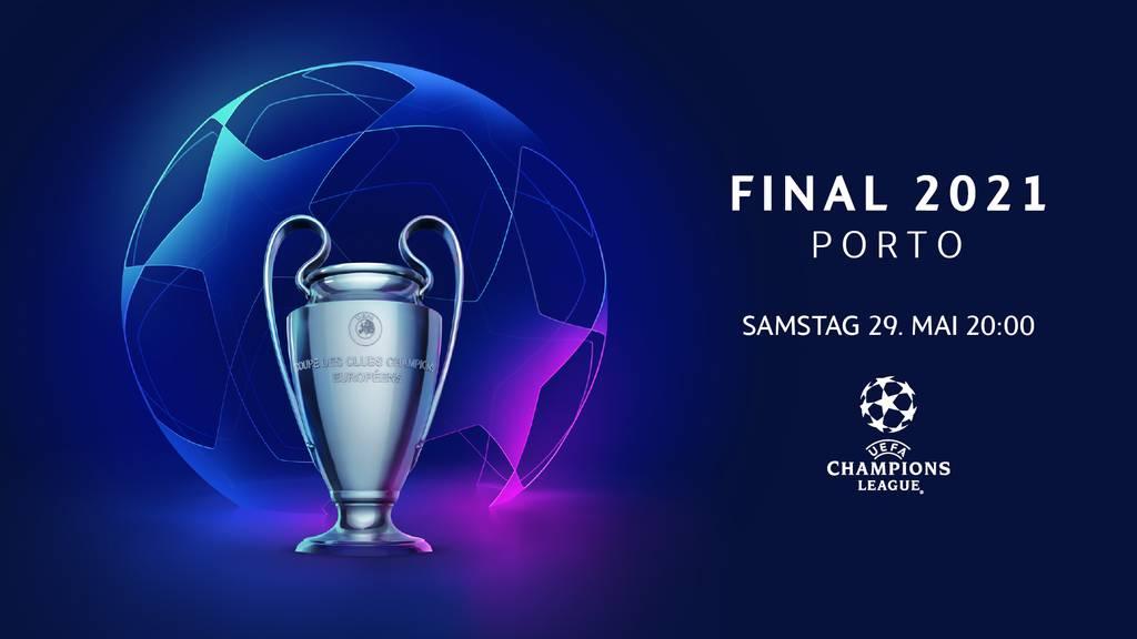 UEFA Champions League 2021 - Finale