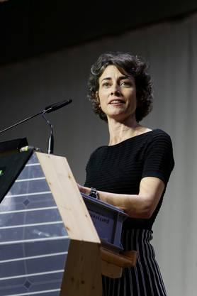 Jasmina Ritz (Geschäftsführerin der Limmatstadt AG