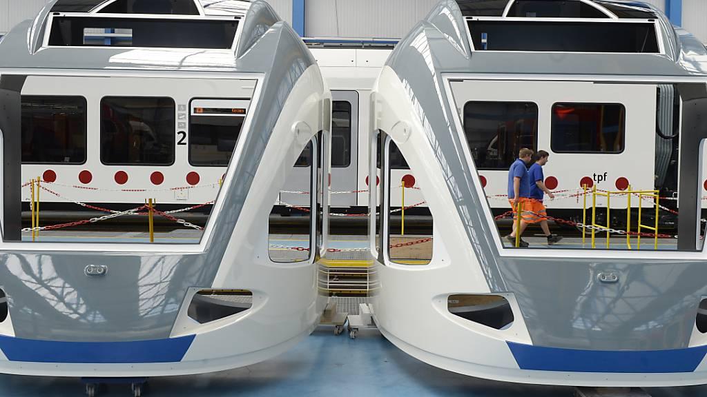 Stadler erhält Lokomotiv-Auftrag aus Uruguay