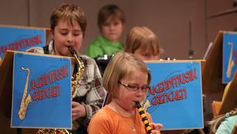 Kinder berühren die Zuschauer im Grenchner Parktheater mit ihrem Spiel