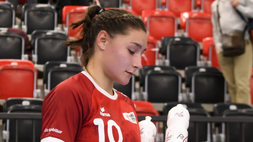 Schweizerinnen fordern Olympiasieger Russland eine Halbzeit