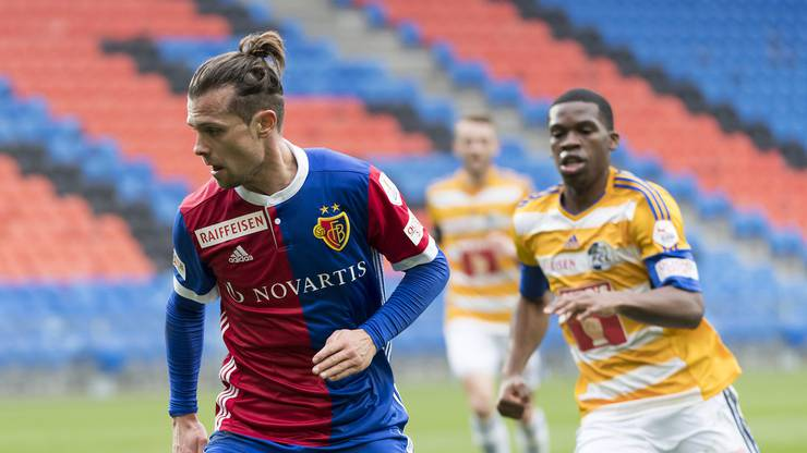 Valentin Stocker und Fabian Frei über den Grund, wieso der FCB diese Saison Meister wird.
