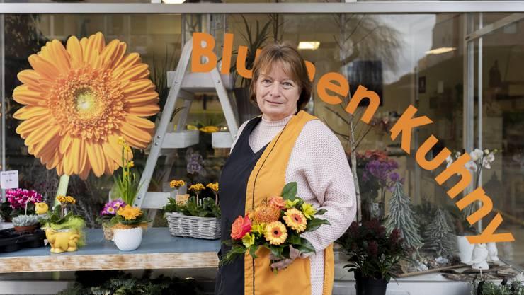 Charlotte Kuhny ist in Dietikon fest verankert. Sie wünscht sich mehr Austausch mit den anderen Geschäften in der Kirchstrasse.