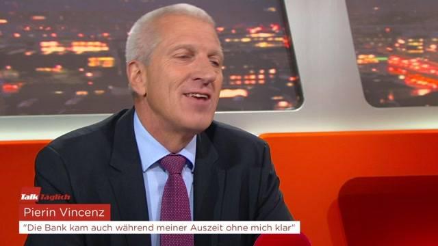 Raiffeisen-CEO Pierin Vincenz: Ein Abgang zur Unzeit?