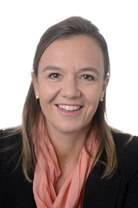 Kandidatin der glp Bezirk Baden