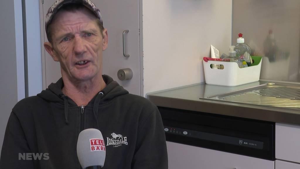 Bedrückte Stimmung im Thuner Passantenheim: Not bei Obdachlosen noch immer gross