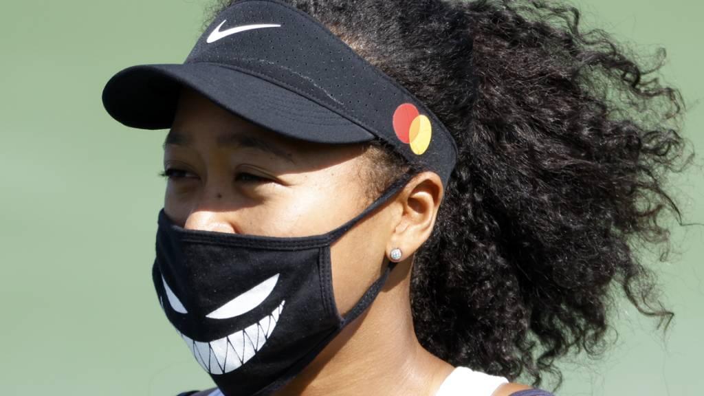 Naomi Osaka schliesst sich der Protestwelle gegen Rassismus und Polizeigewalt in den USA an