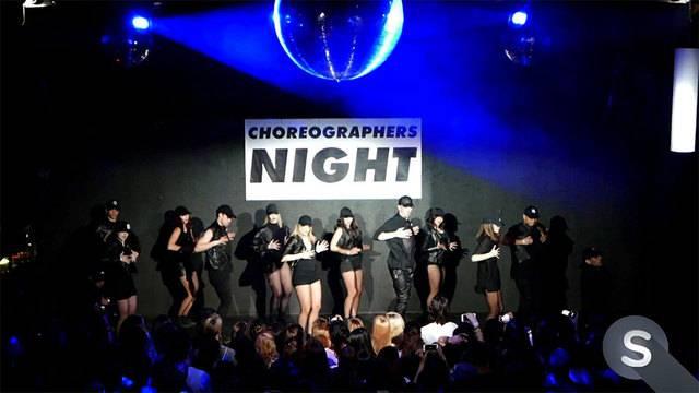 Es wird heiss im Plaza an der Choreographers Night