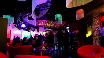 Jeden letzten Donnerstag im Monat lädt das «Joy» zur Afterwork-Party ein – der grosse Ansturm blieb bisher aus. zvg