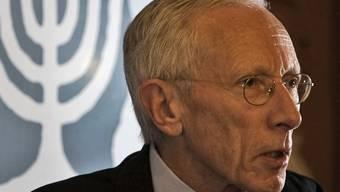 Stanley Fischer soll laut Medienberichten die Nachfolge von DSK antreten wollen (Archiv)
